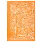 Axent A5 Prague Notebook hard cover A5 96 sheets