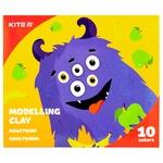 Kite Jolliers Plasticine Wax 10 colors 200g