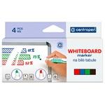 Centropen Board Marker 4pc