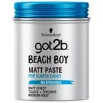 Паста для волос got2b Beach Boy матирующая моделирующая 100мл