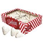 Печенье Делиция Сердечко в кокосе 500г