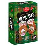 Набор печенья Delicia Koo&Bis Подарки Санты сахарного  235г