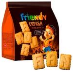 Friendy Scrabble Sugars Cookies 100g