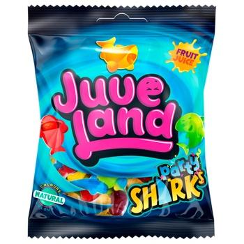 Сластики АВК Juveland Party Sharks 85г - купить, цены на Восторг - фото 1