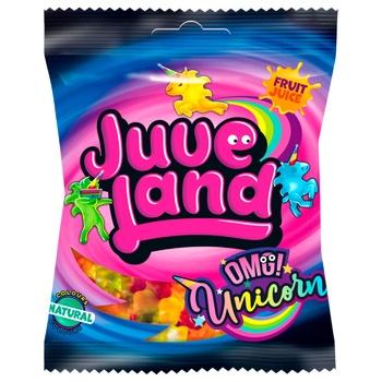 Сластики АВК Juveland OMG! Unicorn 85г - купить, цены на Восторг - фото 1