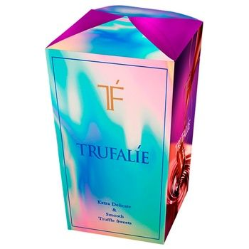Candy Avk Trufalie chocolate 170g packaged Ukraine - buy, prices for MegaMarket - photo 3