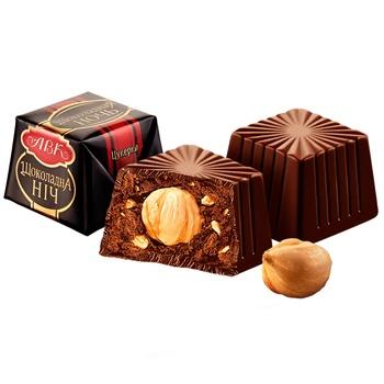 Цукерки АВК Шоколадна ніч - купити, ціни на Novus - фото 1