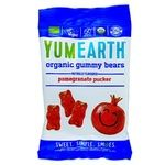 Цукерки YumEarth Гранат органічні 50г