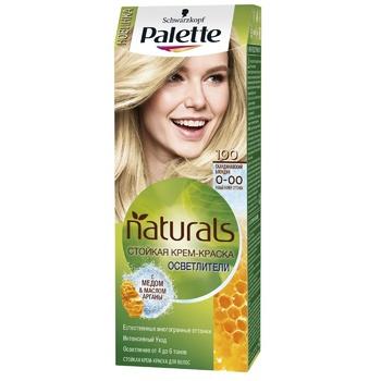 Краска для волос Palette Naturals L6-0 Скандинавский блондин 110мл