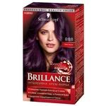 Краска для волос Brillance 888 Тёмная вишня 142,5мл