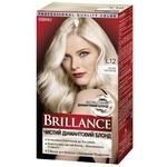 Крем-фарба для волосся Brillance L12 Ультра Платинум 165мл