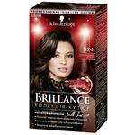 Крем-краска для волос Brillance 924 Шоколадный кутюр 142,5мл