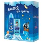 Подарунковий набір Schauma-Fa Kids для хлопчиків Шампунь 250мл + Гель для душу 250мл