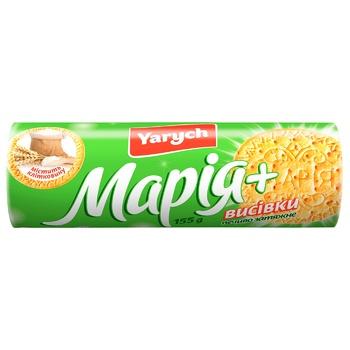 Yarych Maria Bran Cookies 155g
