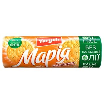 Yarych Maria Cookies Classic 160g