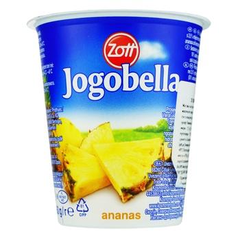 Йогурт Zott Jogobella Экзотические фрукты в ассортименте 150г - купить, цены на Ашан - фото 2