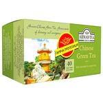 Чай Китайский Зеленый Ахмад пакетированный 40х1,8г