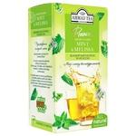 Чай зеленый Ахмад Мята & Мелисса в конвертах 20х2г