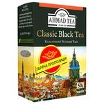 Чай Классический черный Ахмад 50г
