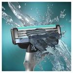 Gillette Mach 3 Replaceable Shaving Cartridges 4pcs - buy, prices for Furshet - image 6