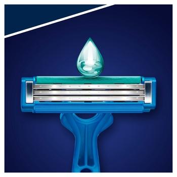 Бритвы Gillette Blue Simple3 одноразовые 8шт - купить, цены на Таврия В - фото 8