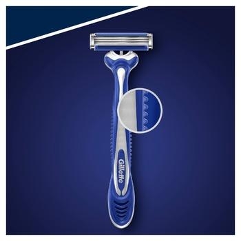 Gillette Blue 3 Disposable Razors 3pcs - buy, prices for EKO Market - photo 6