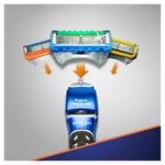 Подарунковий набір Gillette Fusion5 ProGlide Styler + Гель для гоління Ultra Sensitive 200мл