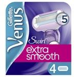 Venus Swirl Shaving Cartridges Replaceable 4pcs