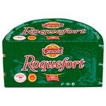 Сыр Cantorel Рокфор с плесенью мягкий 52%