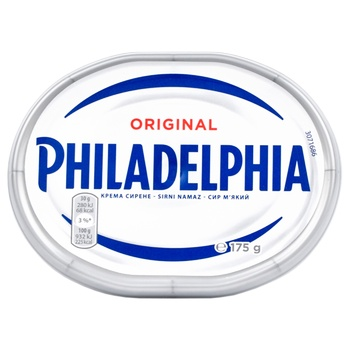 Philadelphia Original Cream Cheese 175g