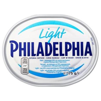 Крем-сыр Philadelphia Light 175г