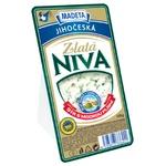 Сир Madeta Zlata Niva напівтвердий з пліснявою 60% 110г
