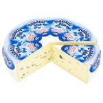 Сир Bergader Bavaria Blu м'який з пліснявою 70%