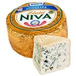 Madeta Zlata Niva Lactose-free Soft Blue Cheese 60%