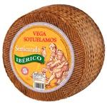 Сыр Vega Sotuelamos Іберико 50% - купить, цены на МегаМаркет - фото 1