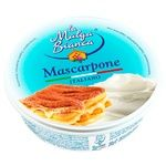 la Malga Bianca Mascarpone Cheese 75% 250g