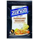 Сир Zanetti Parmigiano Reggiano тертий 32% 100г