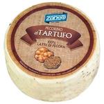 Zanetti Pecorino Hard Cheese with Truffle 40%