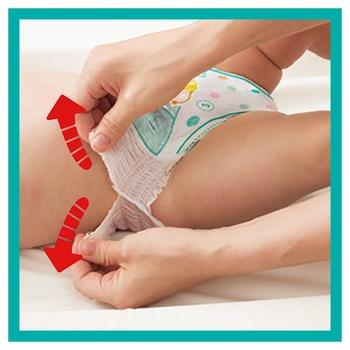 Подгузники-трусики Pampers Pants размер 5 Junior  12-17кг 96шт - купить, цены на Novus - фото 3