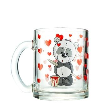 Love Mug 300ml - buy, prices for Auchan - photo 1