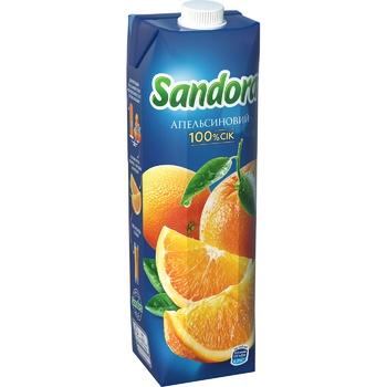 Сок Sandora апельсиновый 0,95л