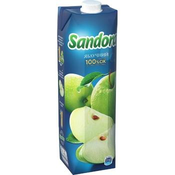 Sandora Apple Juice 0,95l - buy, prices for CityMarket - photo 1