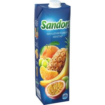 Нектар Sandora мультивітамінний 950мл - купити, ціни на Фуршет - фото 1