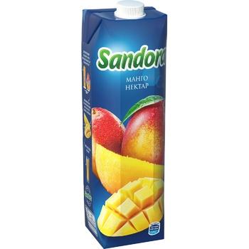 Нектар Sandora манго 0,95л - купить, цены на Таврия В - фото 1