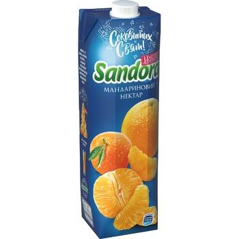 Нектар Sandora мандариновый 0,95л