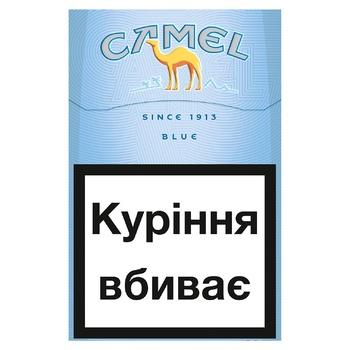 купить сигареты camel blue