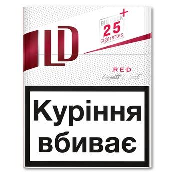 Сигареты LD Red - купить, цены на Метро - фото 1
