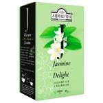 Чай зелений з жасмином Ахмад 75г - купити, ціни на Ашан - фото 1