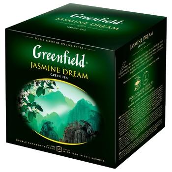 Чай Greenfield Jasmine Dream 120пак