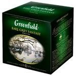 Чай Greenfield Earl Grey Fantasy 120пак